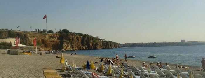 Yakamoz Beach is one of Lugares favoritos de Ayse.