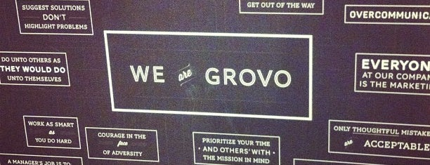 Grovo is one of Silicon Alley, NYC (List #2).