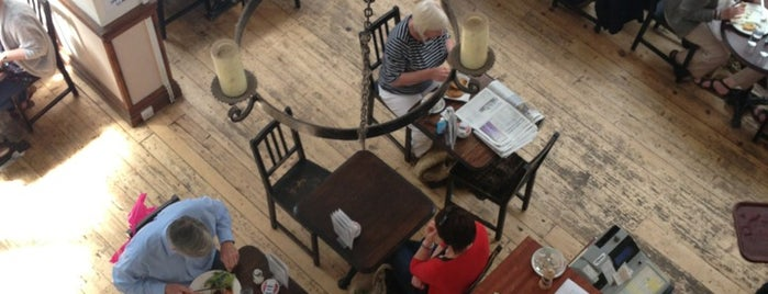 The Plan is one of The Telegraph best & busiest UK coffee shops.