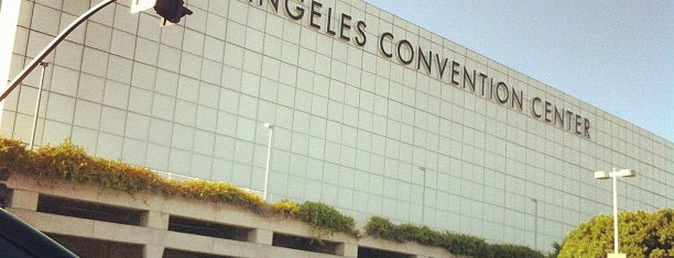 Los Angeles Convention Center is one of Adllogan 님이 저장한 장소.