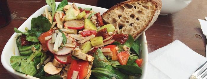 Feld's Salat is one of สถานที่ที่บันทึกไว้ของ Francesc.