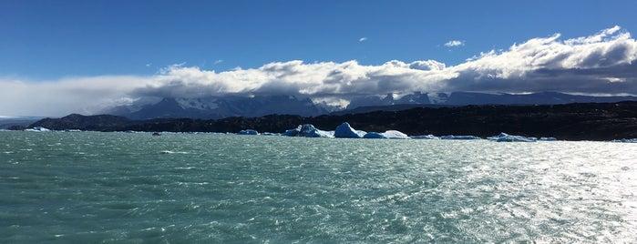 Glaciar Upsala is one of สถานที่ที่บันทึกไว้ของ Nik.