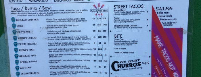 Tacos Tu Madre is one of CALIFORNIA\VEGAS_ME List.