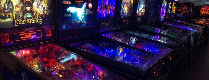 Starfighter Arcade is one of Tempat yang Disukai Scott.