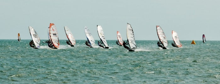 Surf4you International Windsurfing School is one of ✔️.
