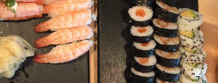 MURA SUSHI is one of Guide to Ruka's best spots.