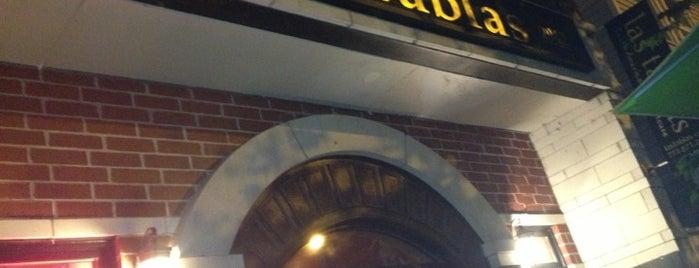 Las Tablas Colombian Steakhouse is one of United Mileage Plus Dining Spots.