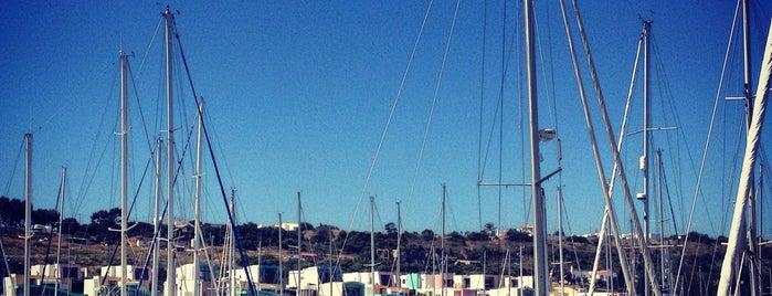 Marina de Albufeira is one of สถานที่ที่ Kevin ถูกใจ.