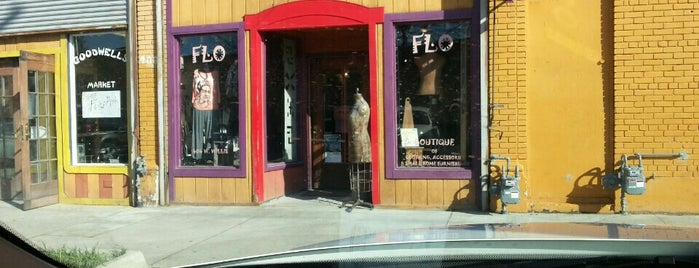 Flo Boutique Co is one of Shopping In The D.