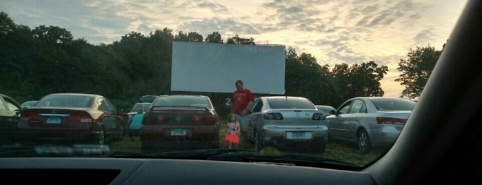 Southington Drive-In is one of TAKE ME TO THE DRIVE-IN, BABY.