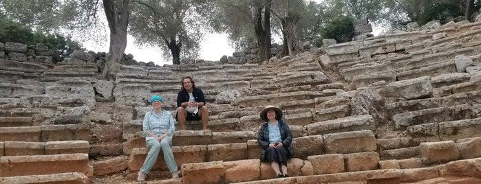 Kleopatra Adası Agora Tiyatrosu is one of Gidilecek.