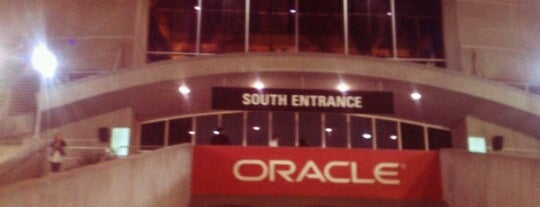 Oakland Arena is one of RockMed Places!.
