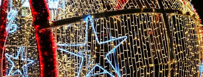 Weihnachtsmarkt Friedrichstraße is one of Weihnachtsmärkte 2.