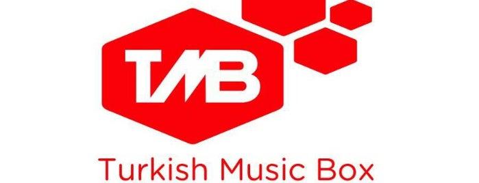 TMB TV Kanalı is one of fortuna: сохраненные места.