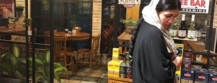 قهوه دانته | Duntte Coffee is one of Tempat yang Disukai Parastoo.