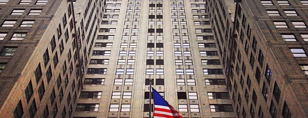 Chrysler Building is one of #myhints4NewYorkCity.