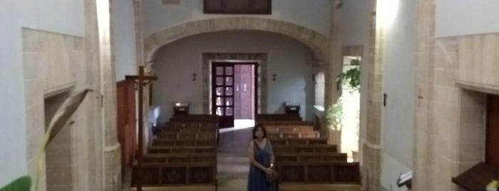 Santuari de Nostra Senyora de Cura is one of Mallorca.