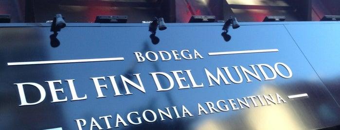 Bodega del fin del mundo is one of Buenos Aires.