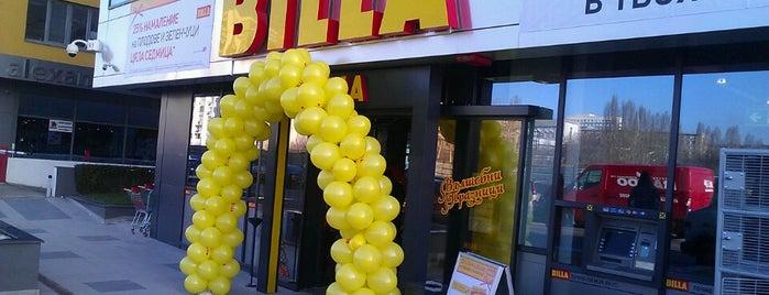 BILLA is one of Lugares favoritos de 83.