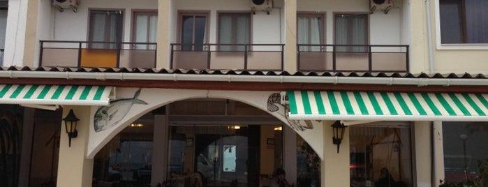 Özlem Balık & Langusten Restoran is one of Izmir/Cesme Favorites.