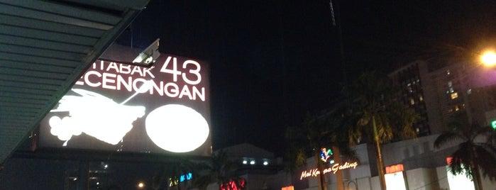 Martabak Pecenongan 43 is one of Jkt resto.