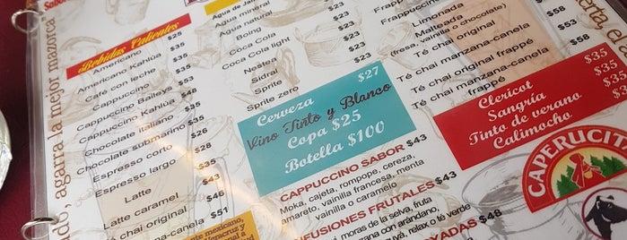 La Estación is one of Cafeterías.
