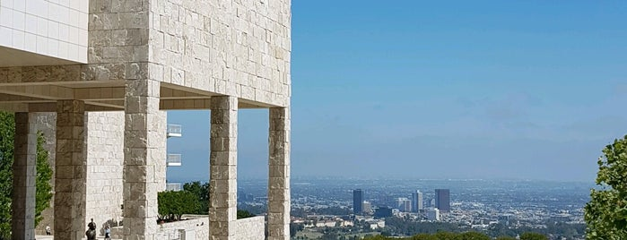 J. Paul Getty Museum is one of 2017 City Guide: Los Angeles.