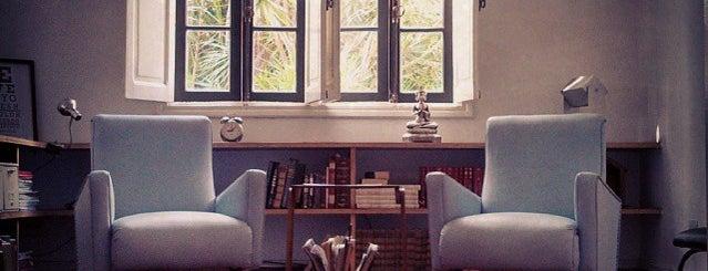 We Hostel Design is one of San Paulo.