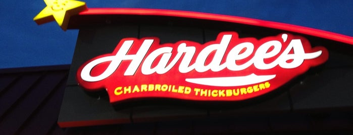 Hardee's is one of Locais curtidos por DaByrdman33.