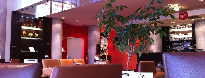 Virgin Café is one of J'aime y aller.