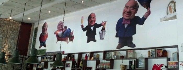 Verissimo Bar is one of Sanduweek'15.