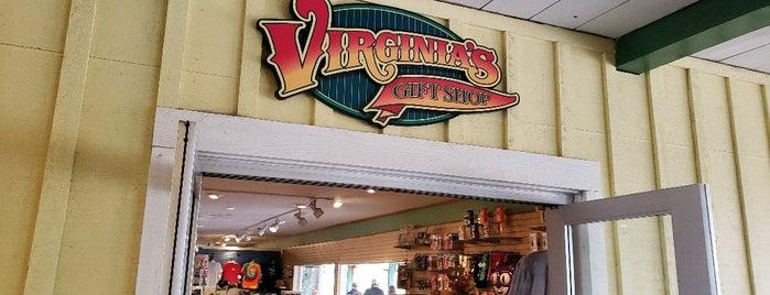 Virginia's Gift Shop is one of On Your'un Beğendiği Mekanlar.