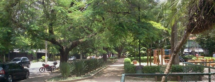 Praça Pereira Coutinho is one of Great Outdoors in SP.