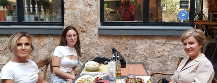 Gazetta Brasserie - Pizzeria is one of Antalya.
