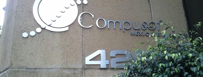 Compusof México is one of Ricardoさんの保存済みスポット.