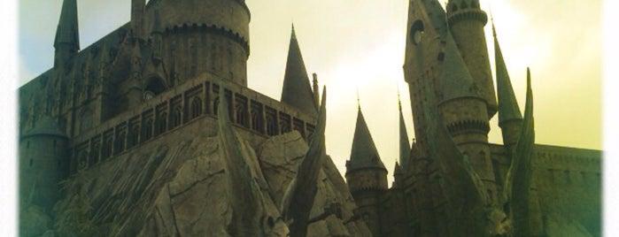 hogwarts is one of Lugares favoritos de Kit&kafoodle.