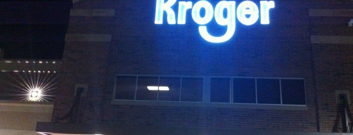 Kroger is one of Orte, die Justin Eats gefallen.