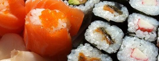 Wasabi I Sushi is one of Hoje.