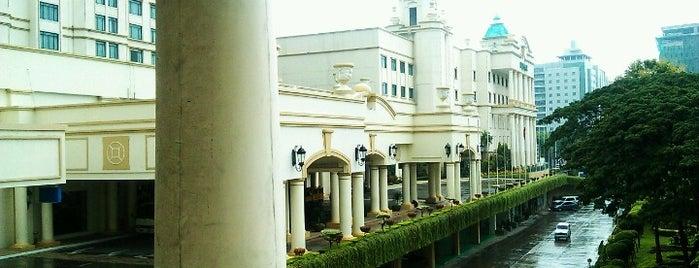 Waterfront Cebu City Hotel & Casino is one of Cebu Nightlife PI.