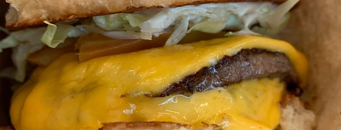 Great State Burger is one of Amazon Campus (SLU) Lunch Spots.