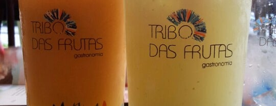Tribo das Frutas is one of meus lugares.