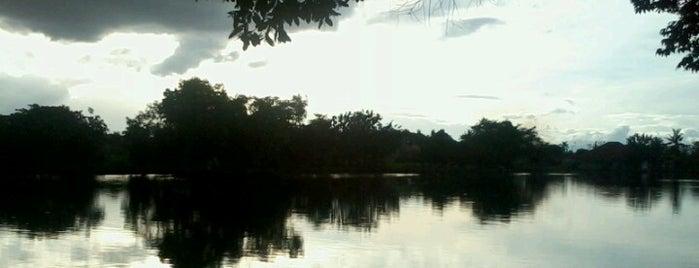 Danau Situ Gede is one of Locais curtidos por Iyan.