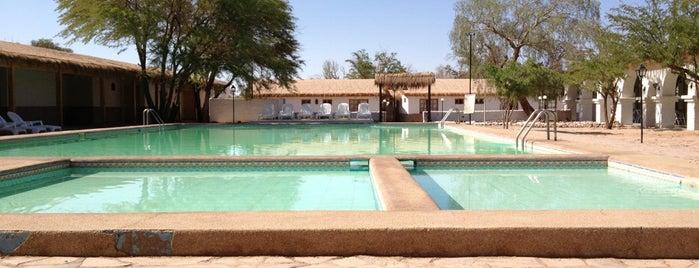 Hosteria San Pedro de Atacama is one of AlexAllTracksさんのお気に入りスポット.