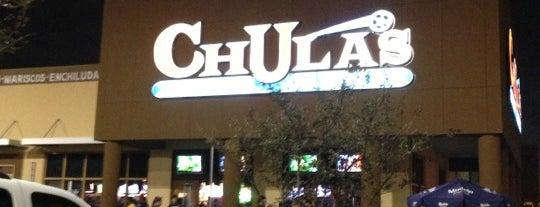 Chulas Sports Cantina is one of Eduardo 님이 좋아한 장소.