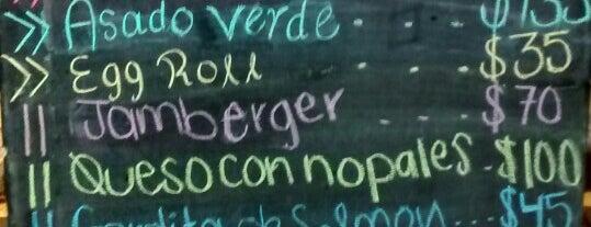 Donde comer en Monterrey