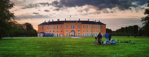 Frederiksberg Slot is one of Around The World: Europe 4.