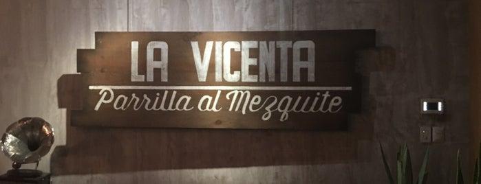 La Vicenta is one of Elena 님이 좋아한 장소.