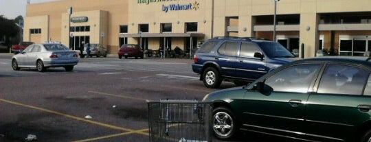 Walmart Neighborhood Market is one of Tempat yang Disukai Gregory.