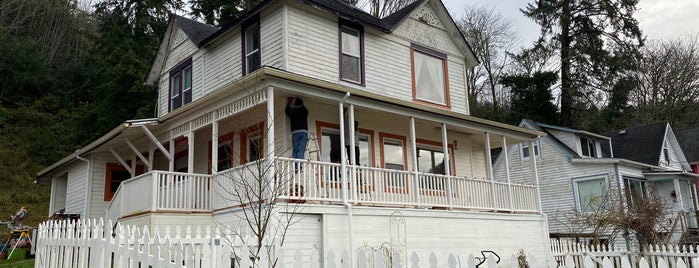 The Goonies House is one of USA Portland.