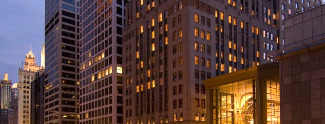 The Gwen, a Luxury Collection Hotel, Michigan Avenue Chicago is one of #CHILOVESuberX.